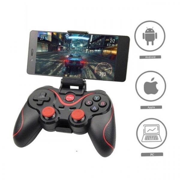 Android, iOS və Windows üçün simsiz əlaqəli S9 Wireless Controller joystiki