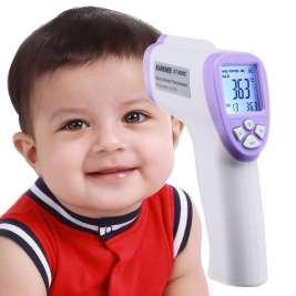 Təmassız infraqırmızı termometr DT – 8806C