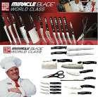 Miracle Blade world class dünya səviyyəli bıçaq dəsti (13 ədəd)