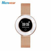 Qadınlar üçün Microwear X6 smart qol saatı ucuz qiymətə Bakıda.