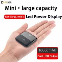 Portativ enerji yığma cihazı (Power Bank) FENRUI Power Slim Duo 10.000mAh Universal Mobile Charger