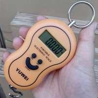 Elektron cib tərəziləri Portable electronic scale