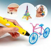 LCD displeyli 3D qələm (3D Pen -2 Original). 3D printeri ikinci nəsil qələmdir.