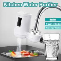 Axar su üçün 7 pilləli Kitchen Water Purifier kran başlığı - filter
