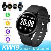 Yaraşıqlı Orijinal Smart Kingwear KW19 qol saatı üniseks.