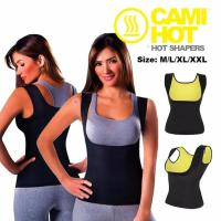 Hot Shapers Cami Hot Women's Shirt alt köynəyi - əziyyətsiz tez arıqlama