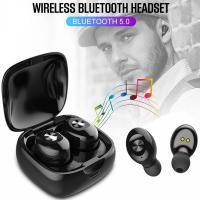 Беспроводные стерео наушники XG12 TWS Bluetooth 5.0 водонепроницаемые