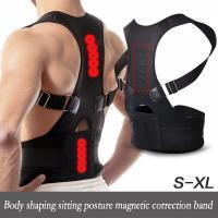 Qamətin maqnit koreksiyası üçün nəzərdə tutulan - Power Magnetic Posture Support